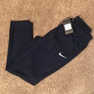 NWT women's navy nike brand Nike Dry fabric medium